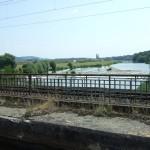 Kanalbrücke kurz vor Nancy