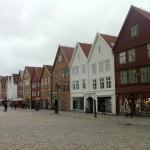 Hanseatisches Bryggen-Viertel